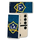 LA Galaxy Double-Six Domino Set
