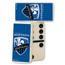 Montreal Impact Double-Six Domino Set