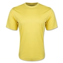 Moisture Wicking Poly T-Shirt (Yellow)