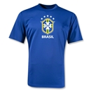 Brazil Poly T-Shirt (Royal)