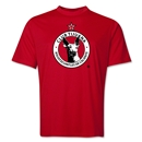 Xolos de Tijuana Poly T-Shirt (Red)