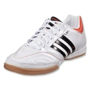 adidas 11Nova IN-Running (White/Black/High Energy)
