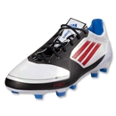 adidas F50 adiZero TRX FG-Synthetic-miCoach compatible (Light White/Core Energy/Black)