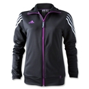 adidas Women's SpeedKick Jacket (Black/Pink)