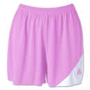 adidas Women's Striker 13 Short (Pink/White)