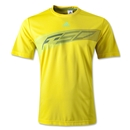 adidas Youth F50 Poly T-Shirt (Yellow)