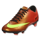 Nike Mercurial Veloce FG (Sunset/Total Crimson)
