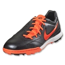 Nike T90 Shoot IV TF (Black/Total Crimson/Total Crimson)