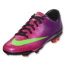 Nike Mercurial Veloce FG Junior (Fireberry/Pure Purple)