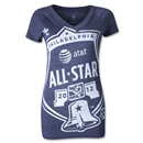MLS All Stars Women's V-Neck T-Shirt