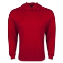 Hooded Pullover Fleece (Red)