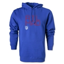 Atletico Madrid ATL MAD Hoody (Royal)