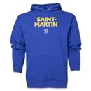Saint Martin CONCACAF Distressed Hoody (Royal)