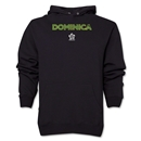 Dominica CONCACAF Distressed Hoody (Black)