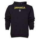 Jamaica CONCACAF Distressed Hoody (Black)