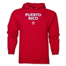 Puerto Rico CONCACAF Distressed Hoody (Red)