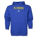 St. Vincent & the Grenadines CONCACAF Distressed Hoody (Royal)