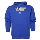US Virgin Islands CONCACAF Distressed Hoody (Royal)