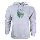 FC Nantes Distressed Crest Hoody (Gray)