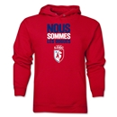 LOSC Lille We Are Hoody (Red)