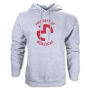 Morelia Monarcas Distressed Property Hoody (Gray)