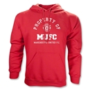 Manchester United Property Hoody (Red)