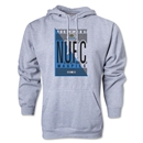 Newcastle United NUFC Hoody (Ash Gray)