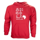 Angola Country Hoody (Red)