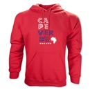 Cape Verde Country Hoody (Red)