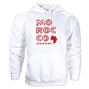 Morocco Country Hoody (White)