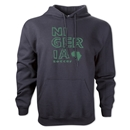 Nigeria Country Hoody (Black)