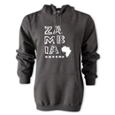 Zambia Country Hoody (Dark Gray)