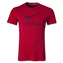 Arsenal Swoosh T-Shirt