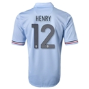 France 2013 HENRY Away Soccer Jersey