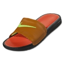 Nike Benassi Solarsoft Slide Sandal (Sunset)