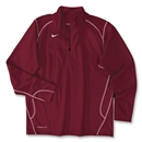 Nike 1/4 Zip Performance Fleece Top (Maroon)