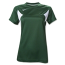 Nike Women's Pasadena Team Jersey (Dark Green)