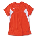 Nike Women's Pasadena Team Jersey (Orange)