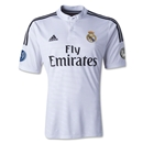 Real Madrid 14/15 UCL Home Soccer Jersey