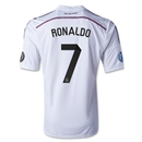 Real Madrid 14/15 RONALDO UCL Home Soccer Jersey