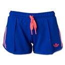 adidas Women's adi Originals Perfect Short (Blue)