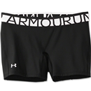 Under Armour Women's Gotta Have It 4 Compression Short (Blk/Wht)