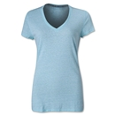 Under Armour Women's Charged Cotton Undeniable T-Shirt (Aqua)