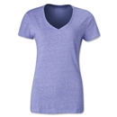 Under Armour Women's Charged Cotton Undeniable T-Shirt (Iris)