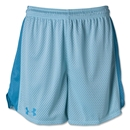 Under Armour Women's Trophy 5 Short (Aqua)