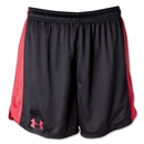 Under Armour Women's Trophy 5 Short (Black/Pink)