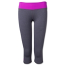 Under Armour Women's Sonic Capri (Sv/Pi)