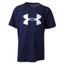 Under Armour Youth Big Logo T-Shirt (Navy)