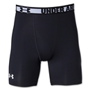 Under Armour HeatGear Sonic Compression Short (Blk/Wht)