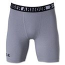Under Armour HeatGear Sonic Compression Short (Gray)